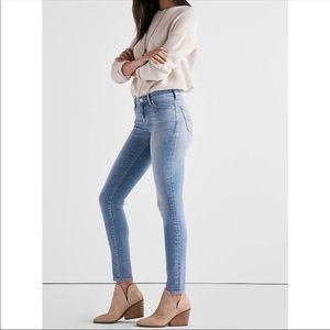 Lucky Brand Lolita Skinny Ankle Jean 6/28